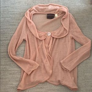 Anthropologie Lightweight Cardigan by Guinevere